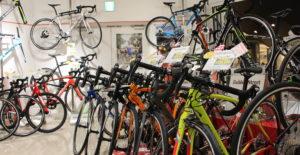 自転車屋(高橋さん)に聞きました。