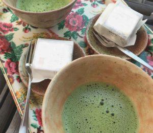 アウトドア食(抹茶)